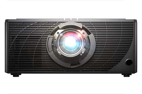 Optoma+ZK1050+Ultra+Bright+4K+UHD+Laser+Interchange+Lens Projector